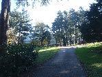 Le parc du Lycée